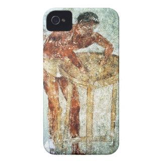 Se préparant à un banquet, 4ème siècle AVANT JÉSUS Coques iPhone 4 Case-Mate