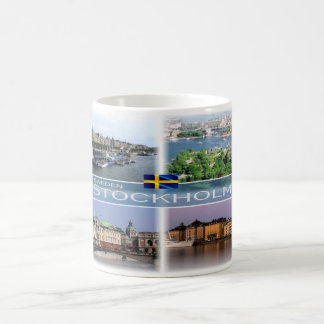 SE Sweden -  Stockholm - Coffee Mug