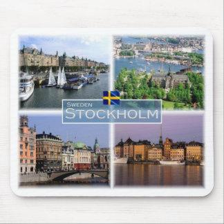 SE Sweden - Stockholm - Mouse Pad