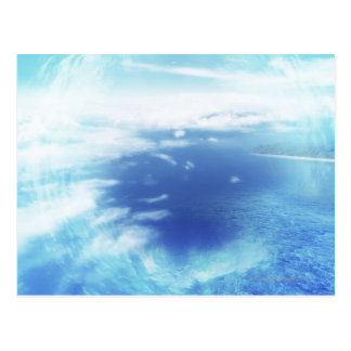 Sea 14 postcard