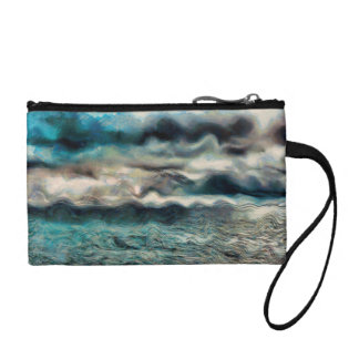 Sea and Sky Coin Purse