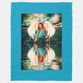 Sea Angel Fleece Blanket