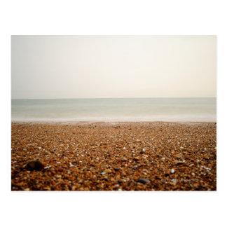 Sea at Brighton Beach 2 Postcard