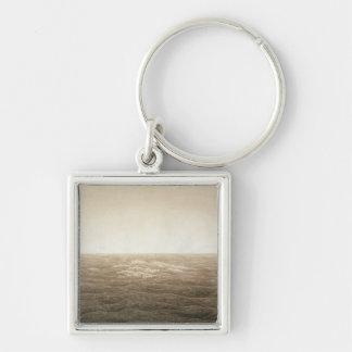 Sea at Sunrise, 1828 Keychains