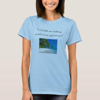 Sea-Bathing ~ Pride & Prejudice T-Shirt
