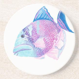 Sea Candy Drink Coaster