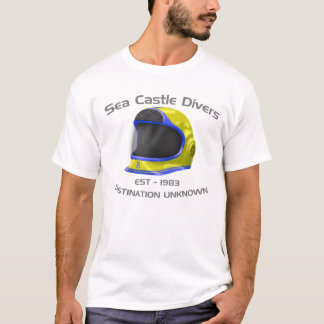Sea Castle Divers T-Shirt