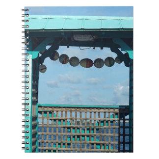 Sea Chapel Spiral Note Books