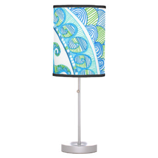 Sea Corner Table Lamp