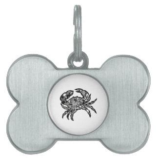 Sea Crawl Pet ID Tag