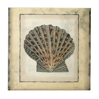 Sea Creatures by the Shore Tile