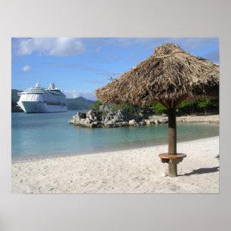 Sea Cruise Poster