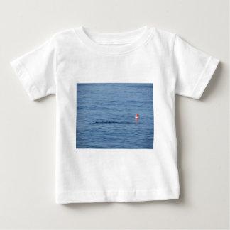 Sea diver in scuba suit swim in water baby T-Shirt