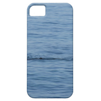 Sea diver in scuba suit swim in water case for the iPhone 5