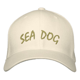 Sea Dog Hat Baseball Cap
