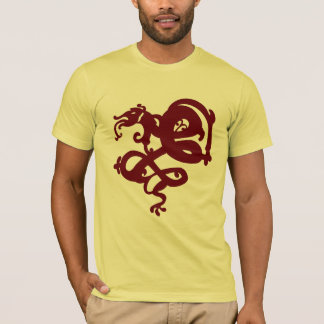 Sea Dragon 03 Red Bezerker Edition T-Shirt