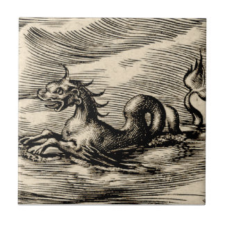 Sea Dragon at the Equator Tile