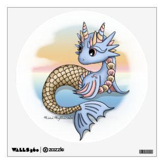 Sea Dragon Wall Art Decal