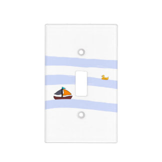 SEA DUCK  SINGLE TOGGLE LIGHT SWITCH COVER