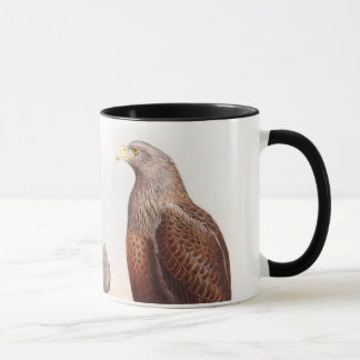 Sea Eagle John Gould Birds of Great Britain Nature Mug