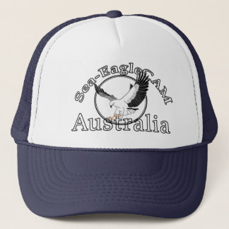 Sea-EagleCAM Logo Hat 2