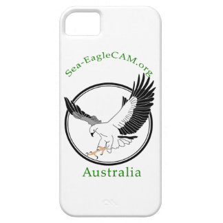 Sea-EagleCAM Logo i phone case