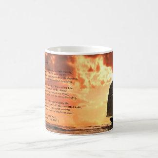 Sea-Fever sunset Coffee Mugs