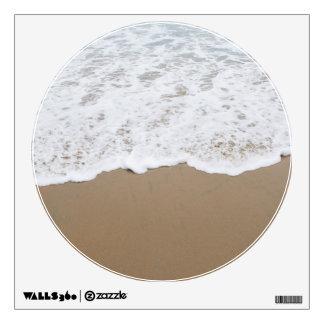 Sea foam, Ocean Waves Wall Sticker