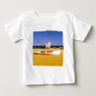 Sea Girt Lifeguard Boat Baby T-Shirt