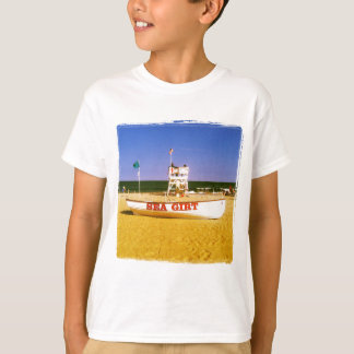 Sea Girt Lifeguard Boat T-Shirt