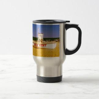 Sea Girt Lifeguard Boat Travel Mug