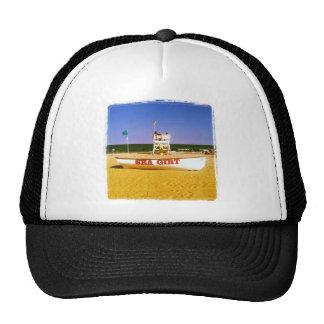 Sea Girt Lifeguard Boat Trucker Hat