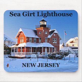 Sea Girt Lighthouse, New Jersey Mousepad