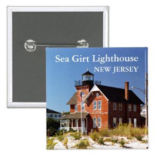 Sea Girt Lighthouse, New Jersey Pin