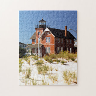 Sea Girt Lighthouse, New Jersey Puzzle