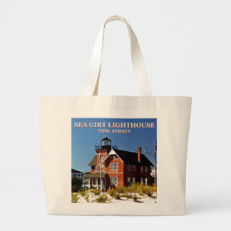 Sea Girt Lighthouse, New Jersey Tote Bag