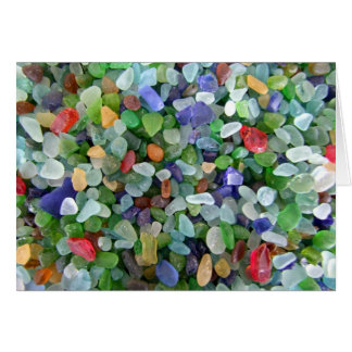 Sea Glass - 2 Card