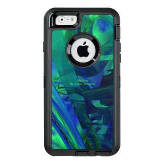 Sea Glass Abstract OtterBox Case