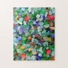 Sea Glass Jigsaw Puzzle