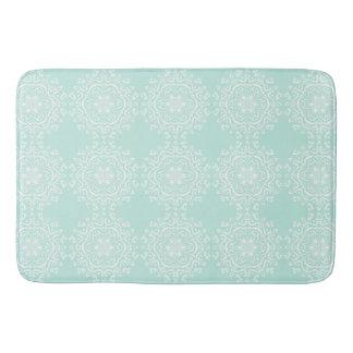 Sea Glass Mandala Bath Mat