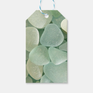 Sea Glass Pack Of Gift Tags