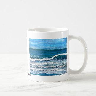 Sea Glory - CricketDiane Ocean Art Basic White Mug
