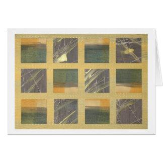 Sea Grasses Card