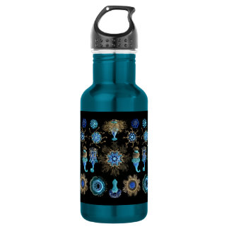 Sea Green Siphonophorae 532 Ml Water Bottle