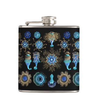 Sea Green Siphonophorae Flasks