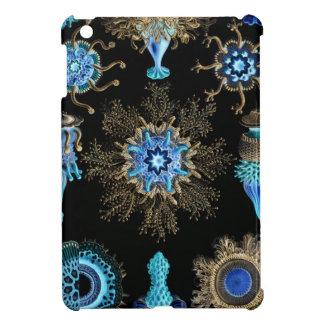 Sea Green Siphonophorae iPad Mini Cases