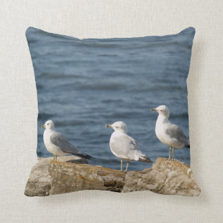 Sea Gulls American MoJo Pillow
