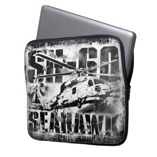 Sea hawk Neoprene Laptop Sleeve 13 inch
