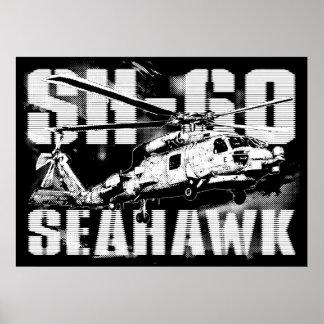 Sea hawk Print