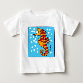 Sea Horse Baby T-Shirt